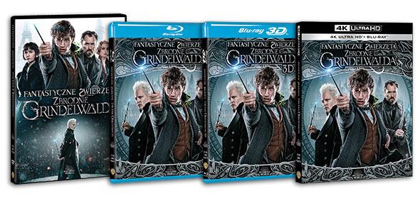 Harry Potter. Pełna Kolekcja 8 Filmów NA BLU-RAY™